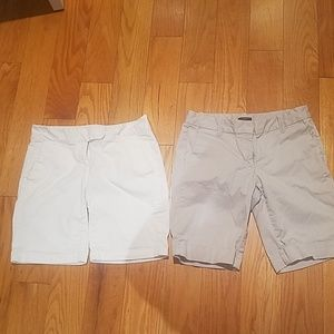 Ann Taylor shorts in 2 petite